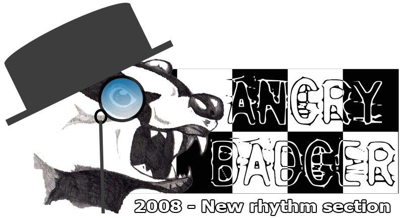 A history of Angry Badger – 2008