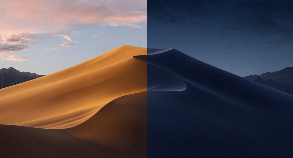 How to create a Light/Dark Mode shortcut for macOS Mojave (with a nice icon!)